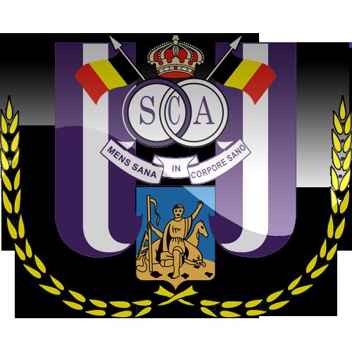 RSC Anderlecht Logo Wallpaper