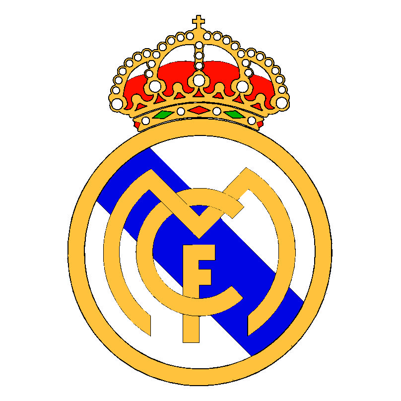 Real Madrid Logo Wallpaper Hd: Real Madrid CF Logo -Logo Brands For Free HD 3D
