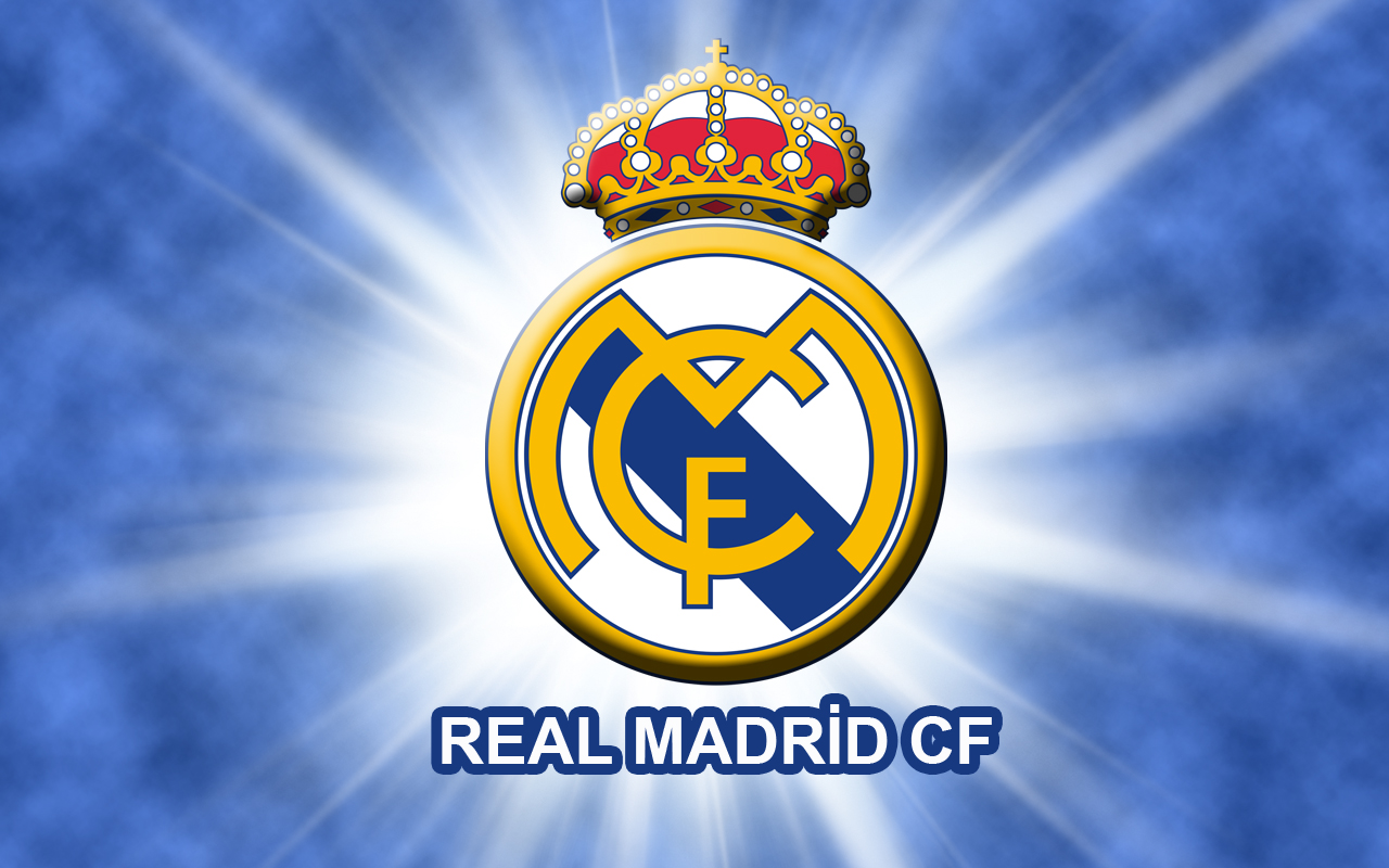 Real Madrid CF Symbol Wallpaper