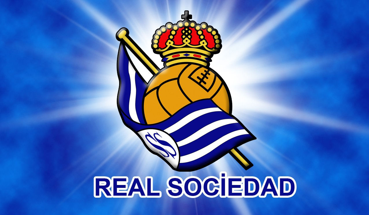 Real Sociedad de Futbol Symbol Wallpaper