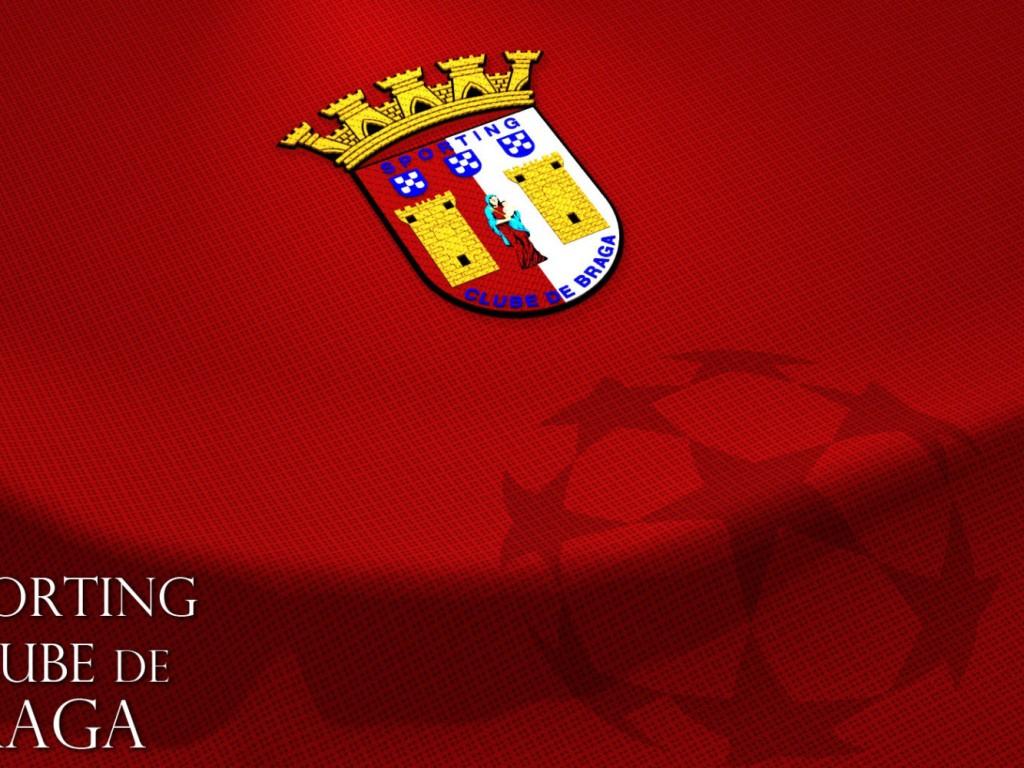 SC Braga: SC Braga Logo 3D -Logo Brands For Free HD 3D