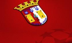 SC Braga Logo 3D