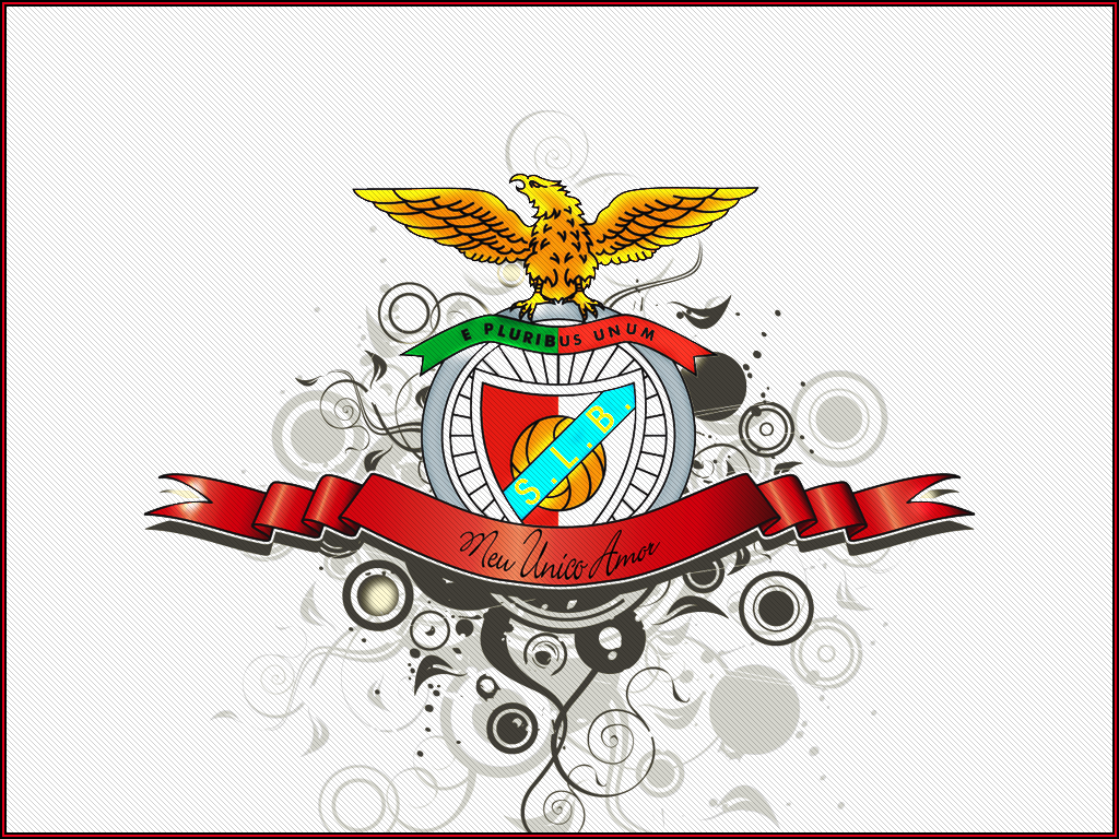 SL Benfica Symbol Wallpaper