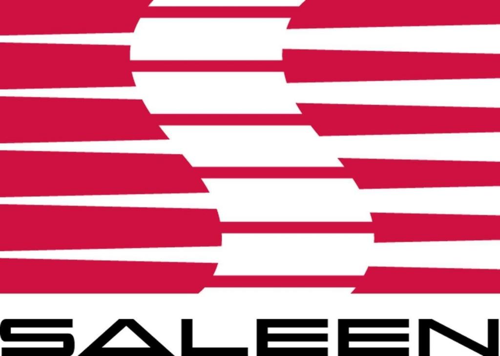 Saleen Logo Wallpaper
