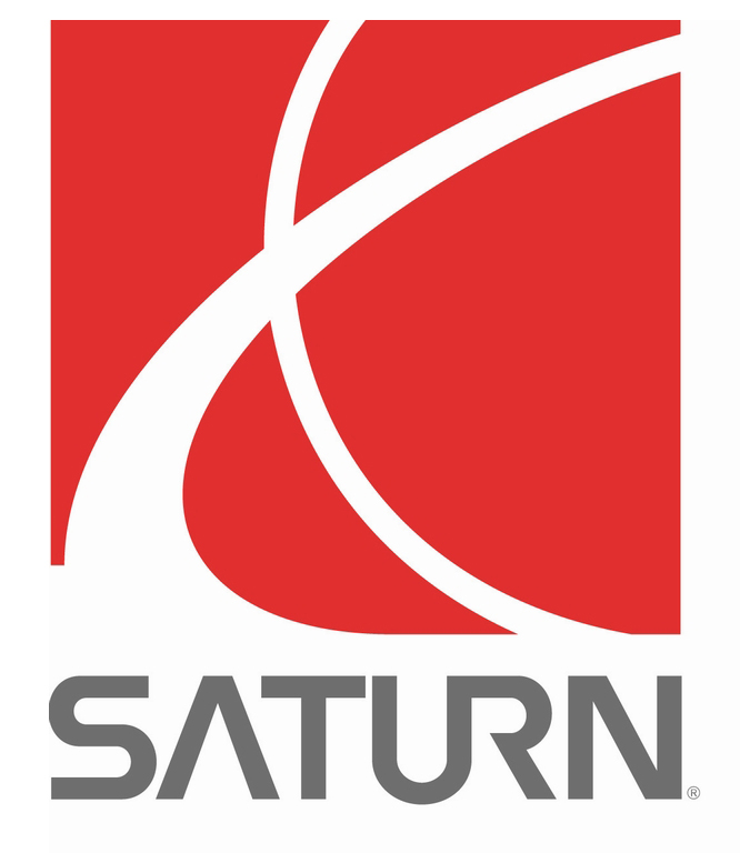 Saturn Logo Wallpaper