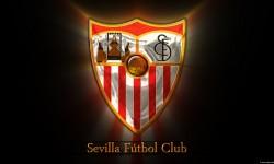 Sevilla FC Logo 3D
