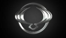 Ssang Yong Logo 3D