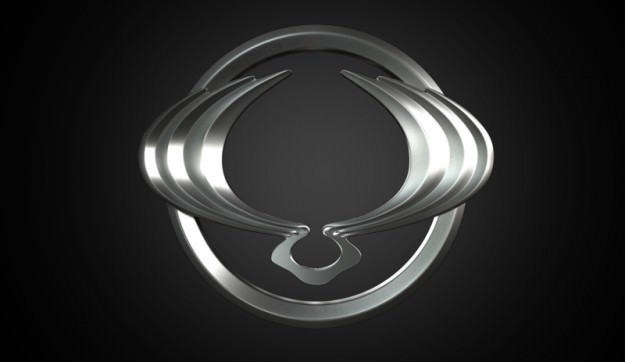 Ssang Yong Logo 3D Wallpaper
