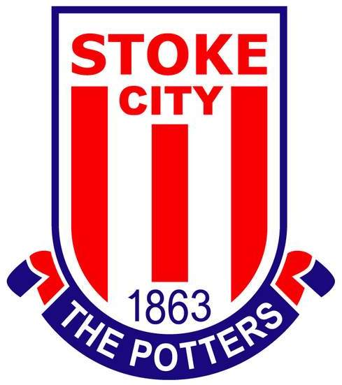 Stoke City FC Logo Wallpaper