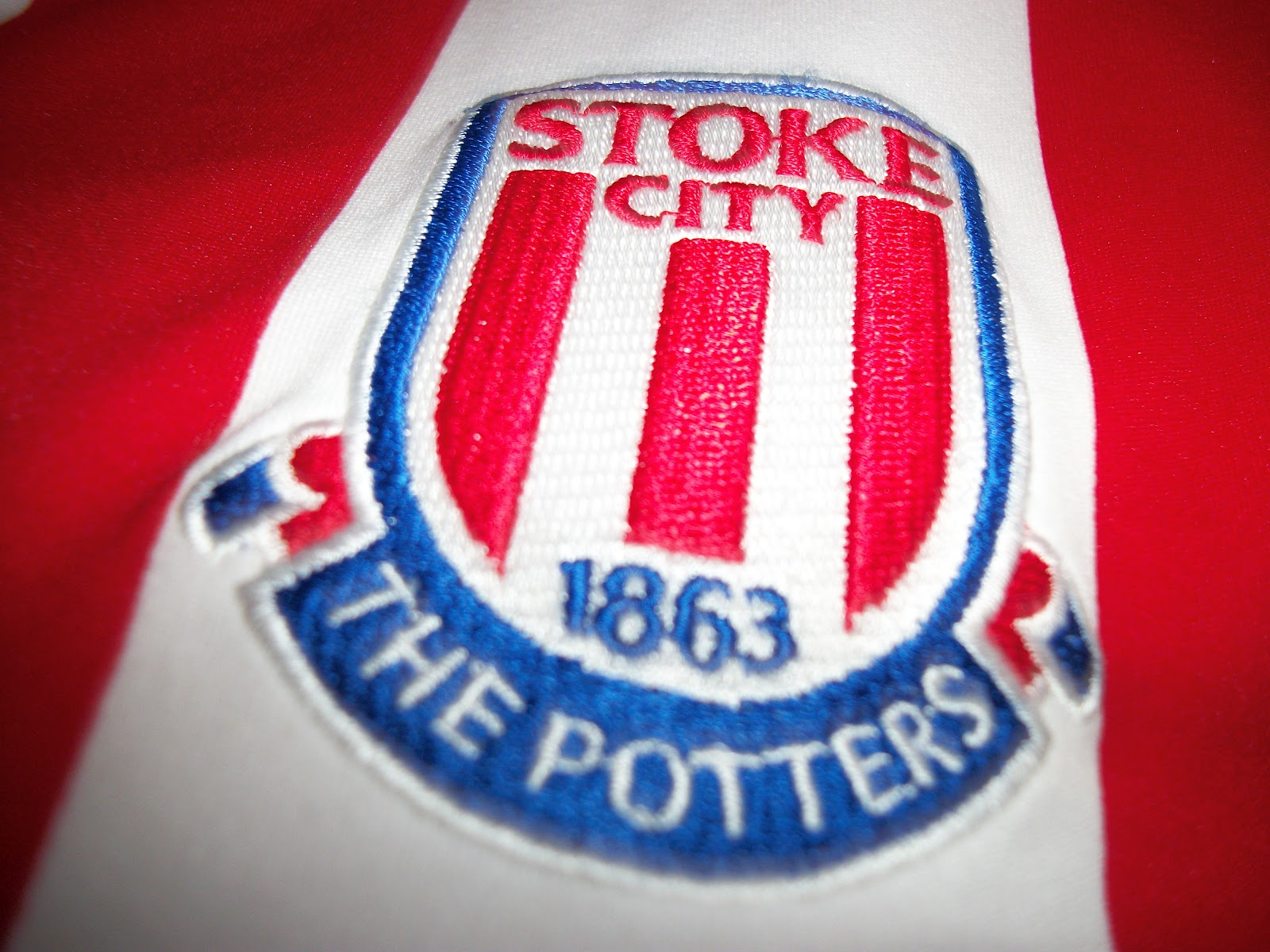 Stoke City FC Symbol Wallpaper