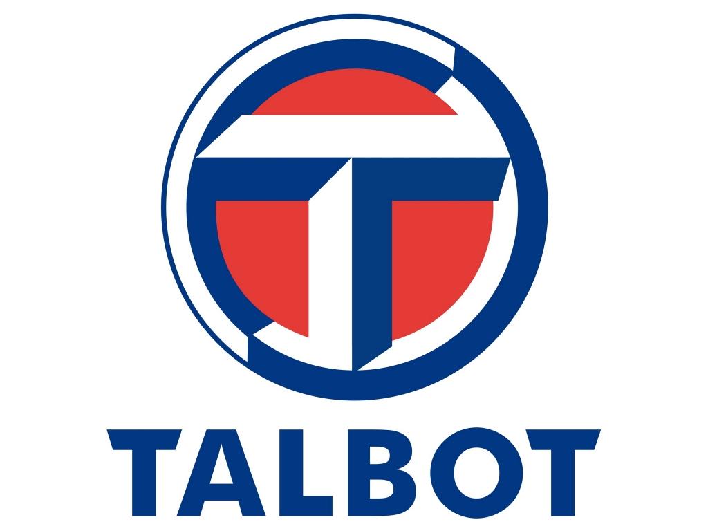 Talbot Logo Wallpaper