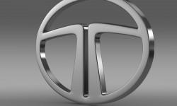 Tata Logo 3D