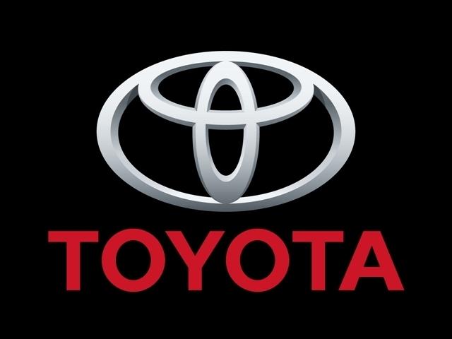 Toyota Symbol Wallpaper
