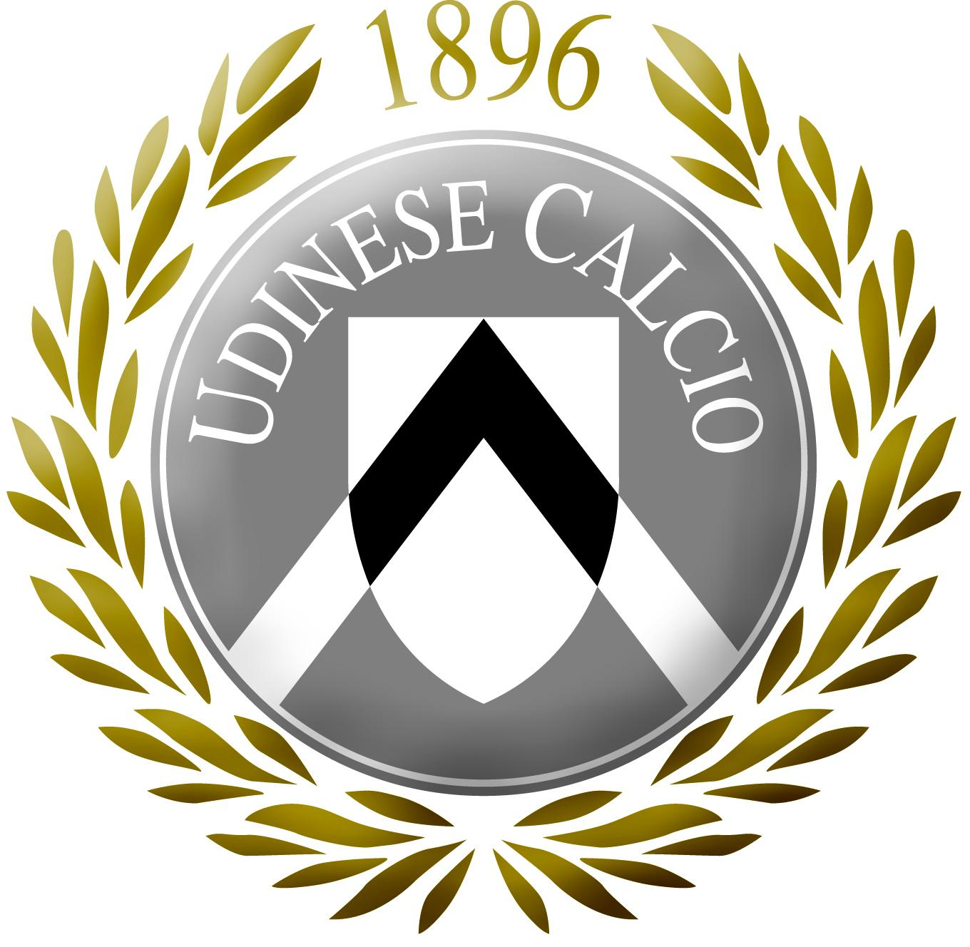 Udinese Calcio Logo 3D Wallpaper