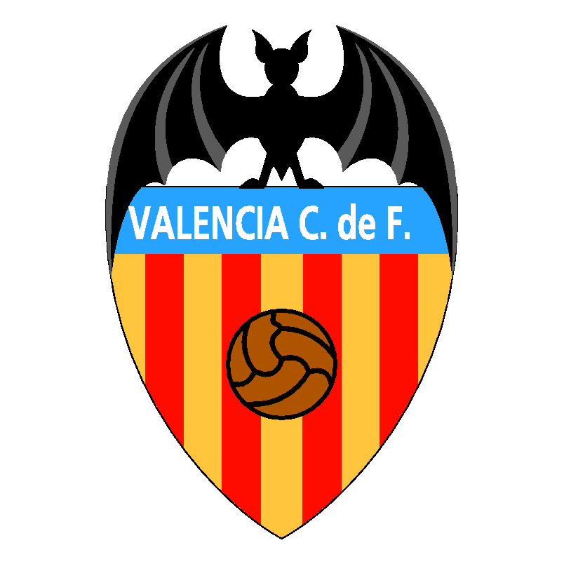 Valencia CF Logo Wallpaper