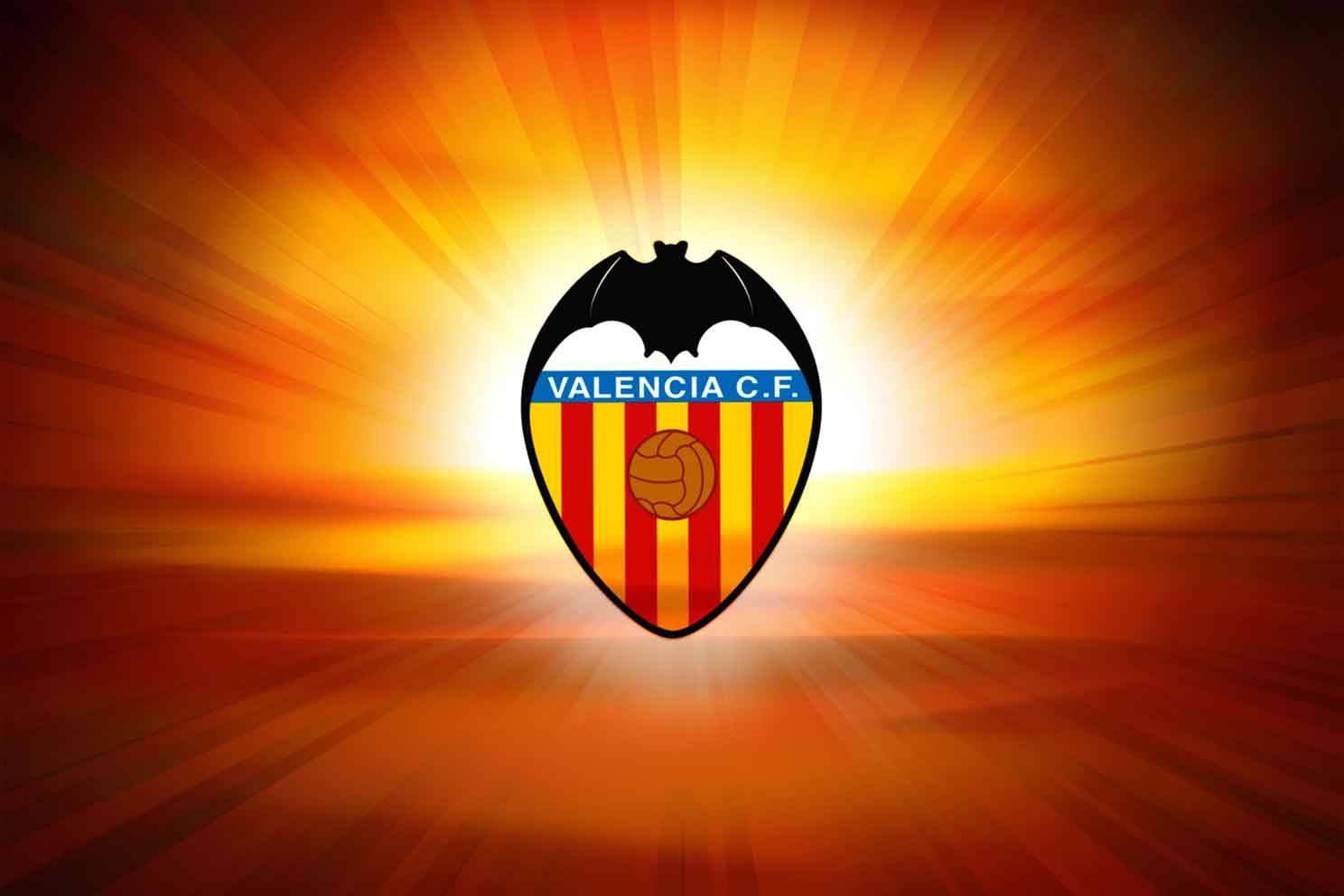 Valencia CF Symbol Wallpaper