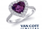 Van Cott Jewelers Logo 3D