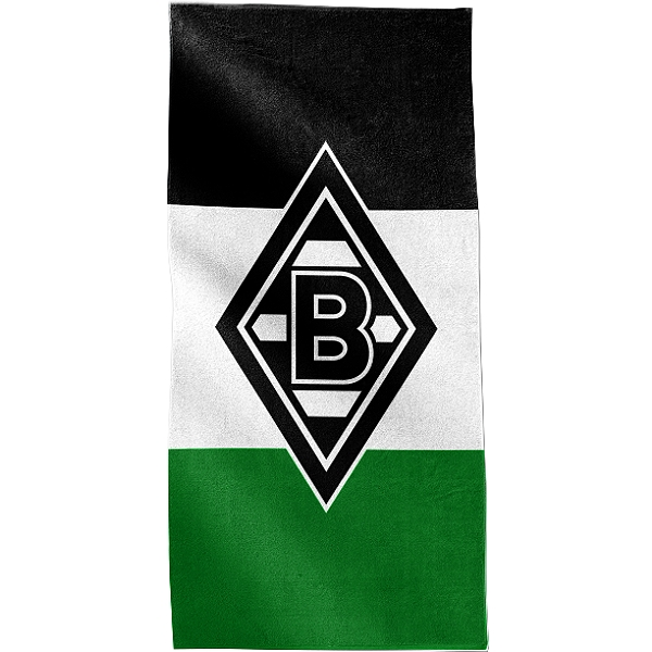 VfL Borussia Monchengladbach Logo 3D Wallpaper