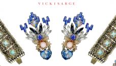 Vicky Sarge Logo 3D