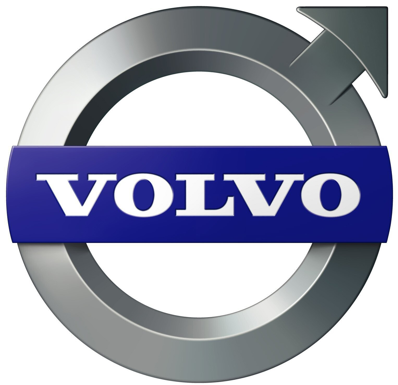 Volvo Logo Wallpaper