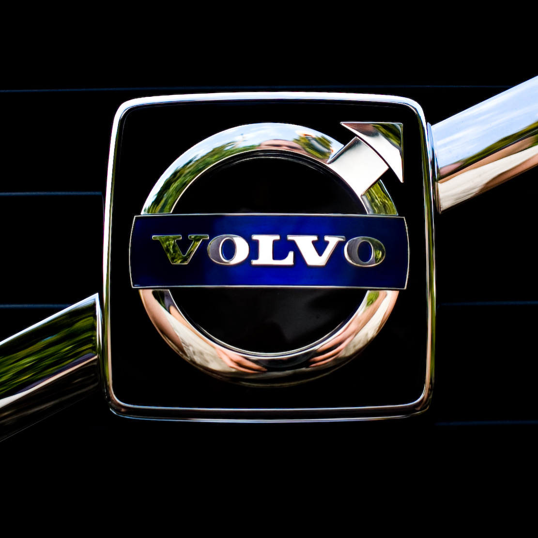Volvo Symbol Wallpaper