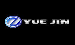YUEJIN Logo 3D