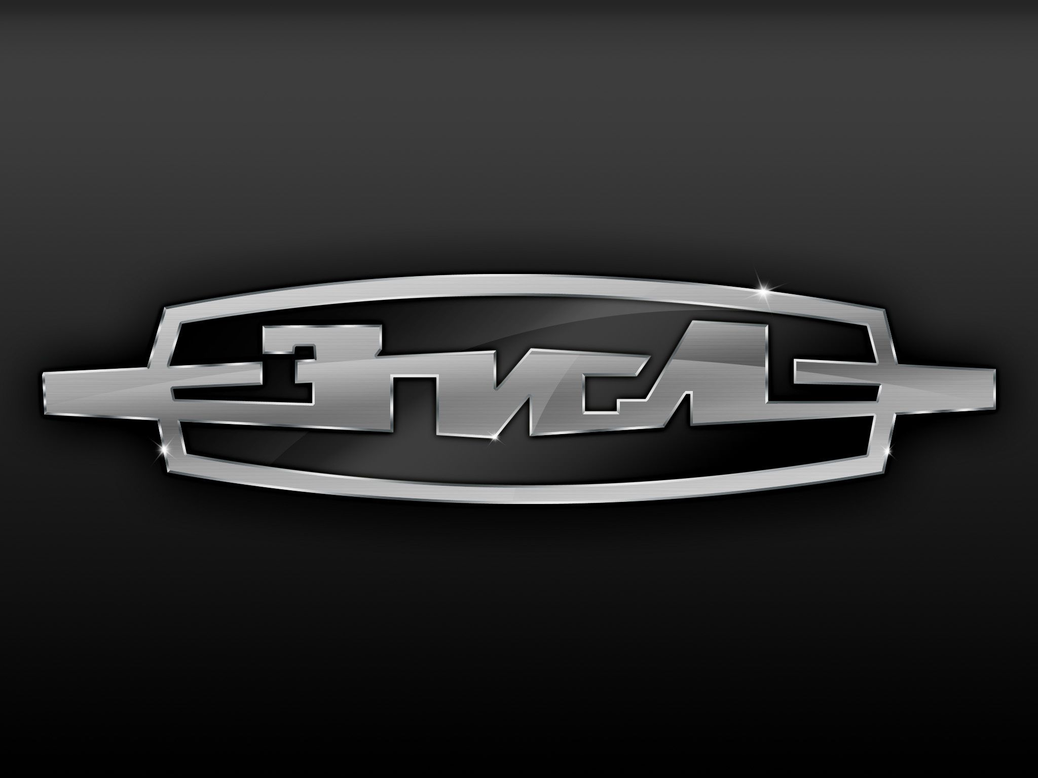 ZIL Logo 3D Wallpaper