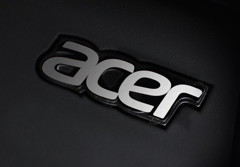 Acer logo 3D Wallpaper