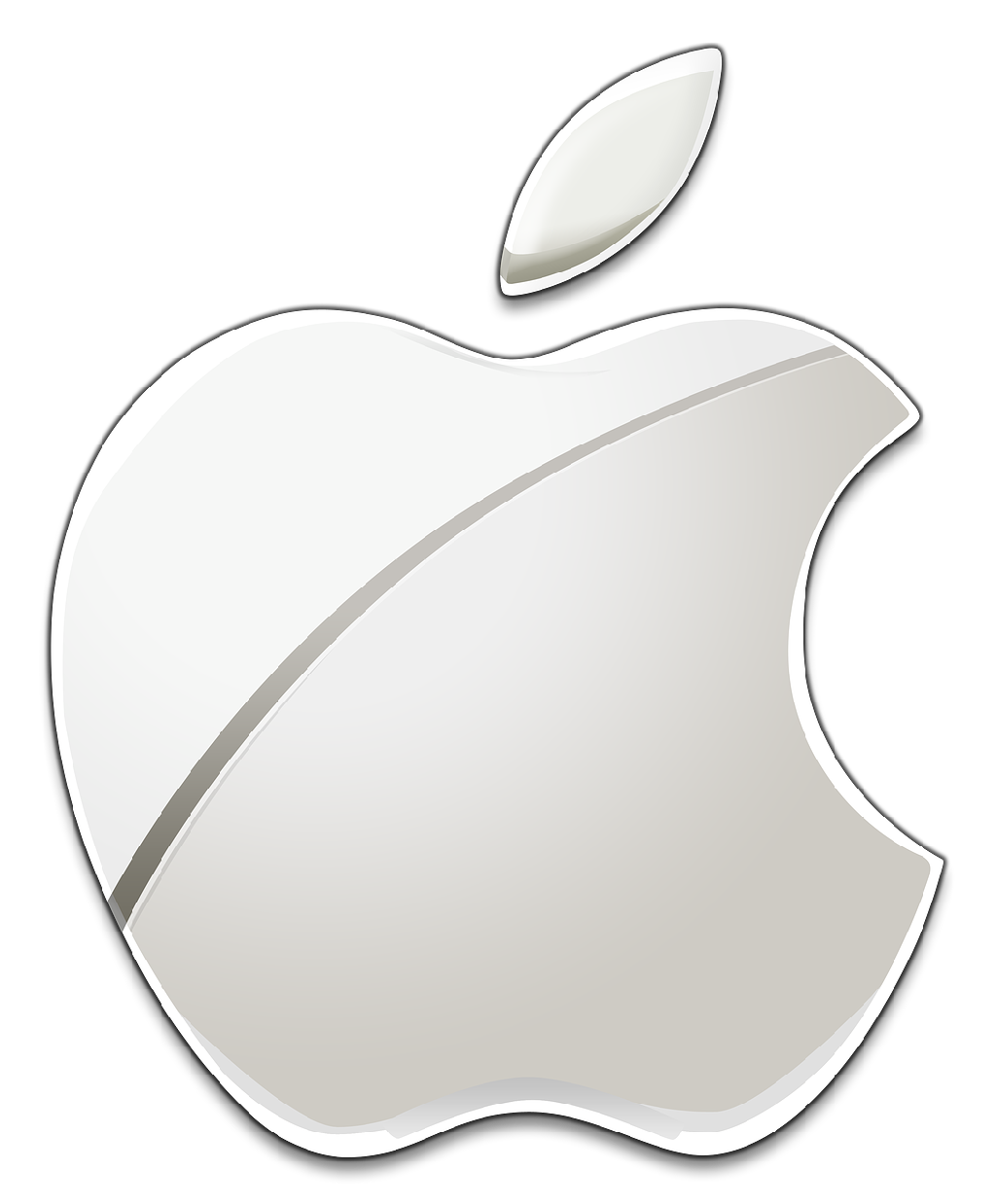 Apple inc logo Wallpaper