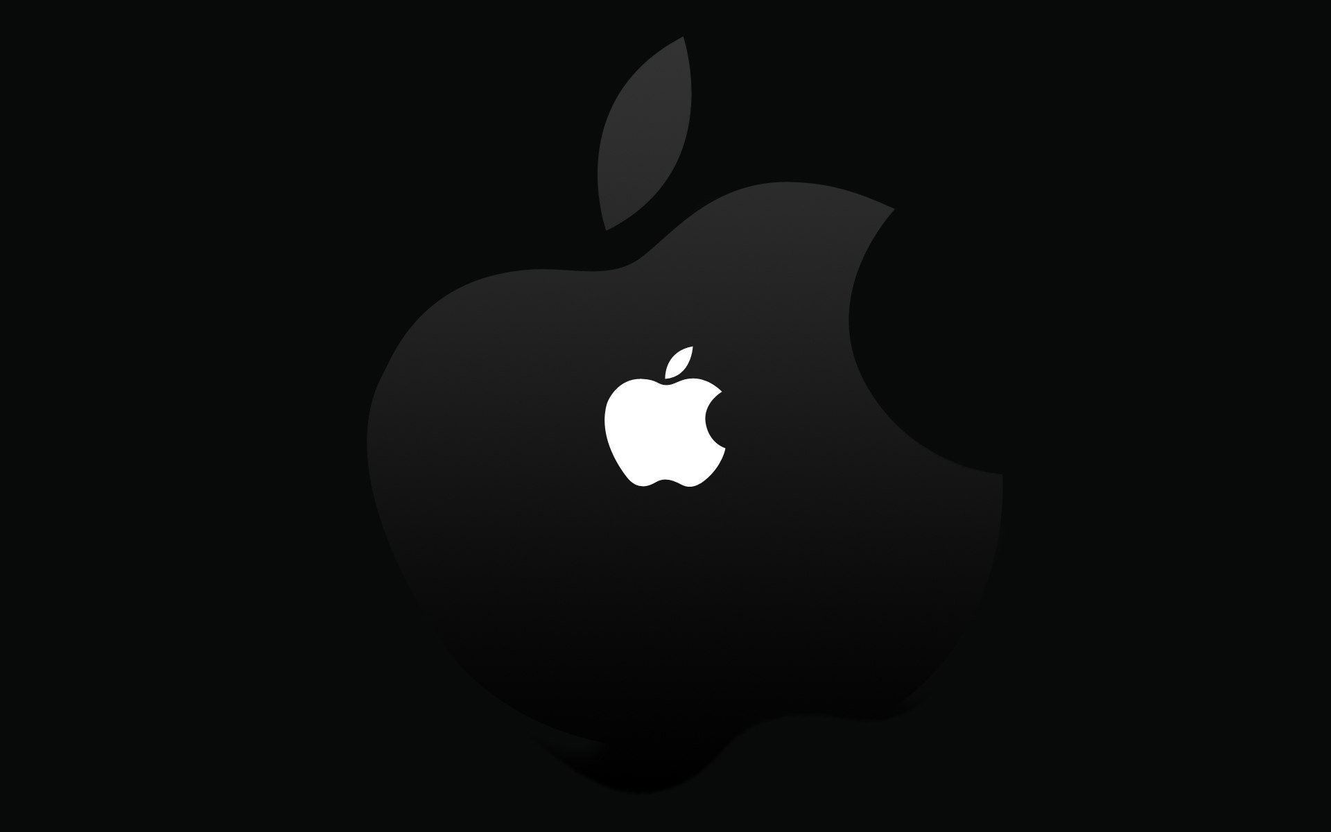 Apple logo background Wallpaper