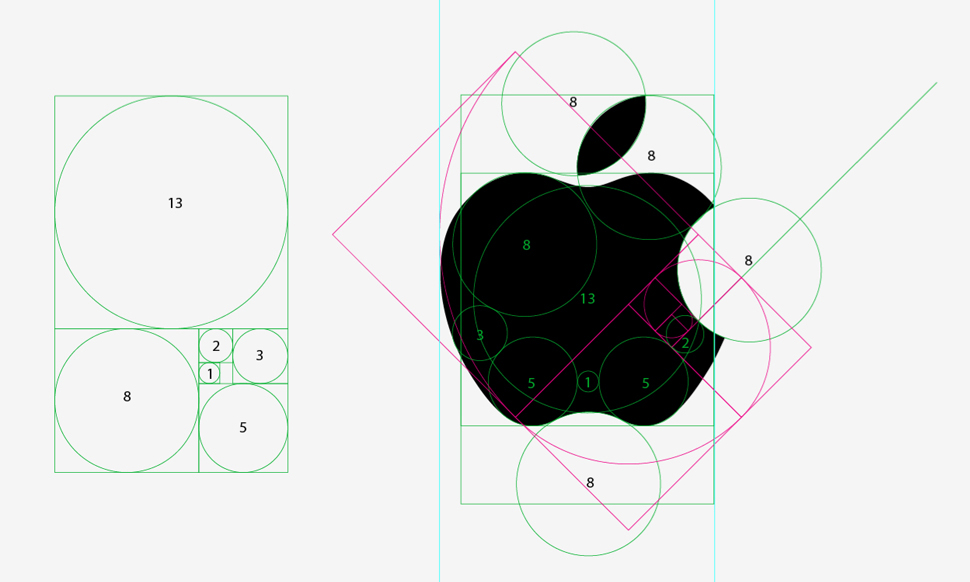 Apple logo design Wallpaper