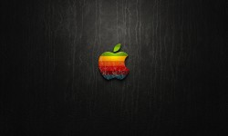 Apple logo hd