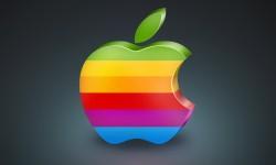 Apple old logo