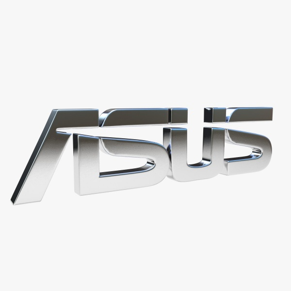 Asus logo 3D Wallpaper