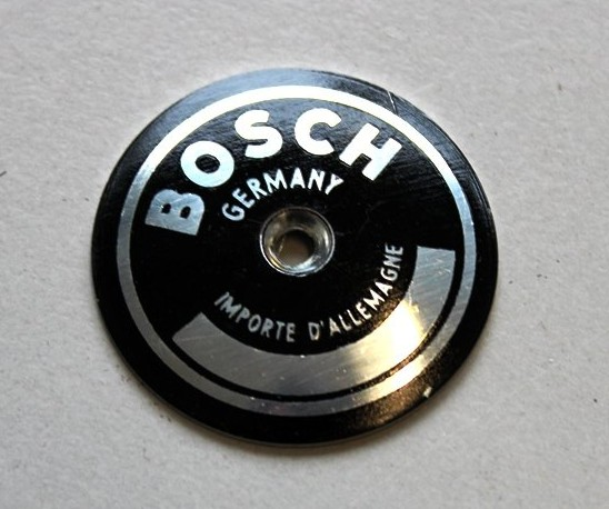 Bosch emblem Wallpaper