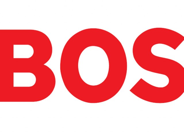 логотип бош: