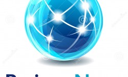 Business logo 3d design