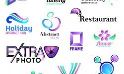 Business logos 3d