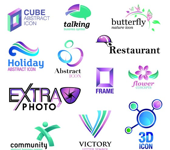 Business logos 3d Wallpaper