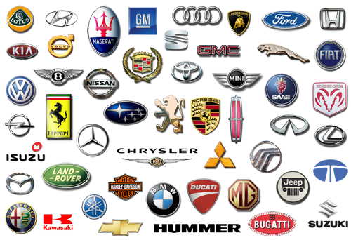 Name Car Brand Logos List Pictures To Pin On Pinterest