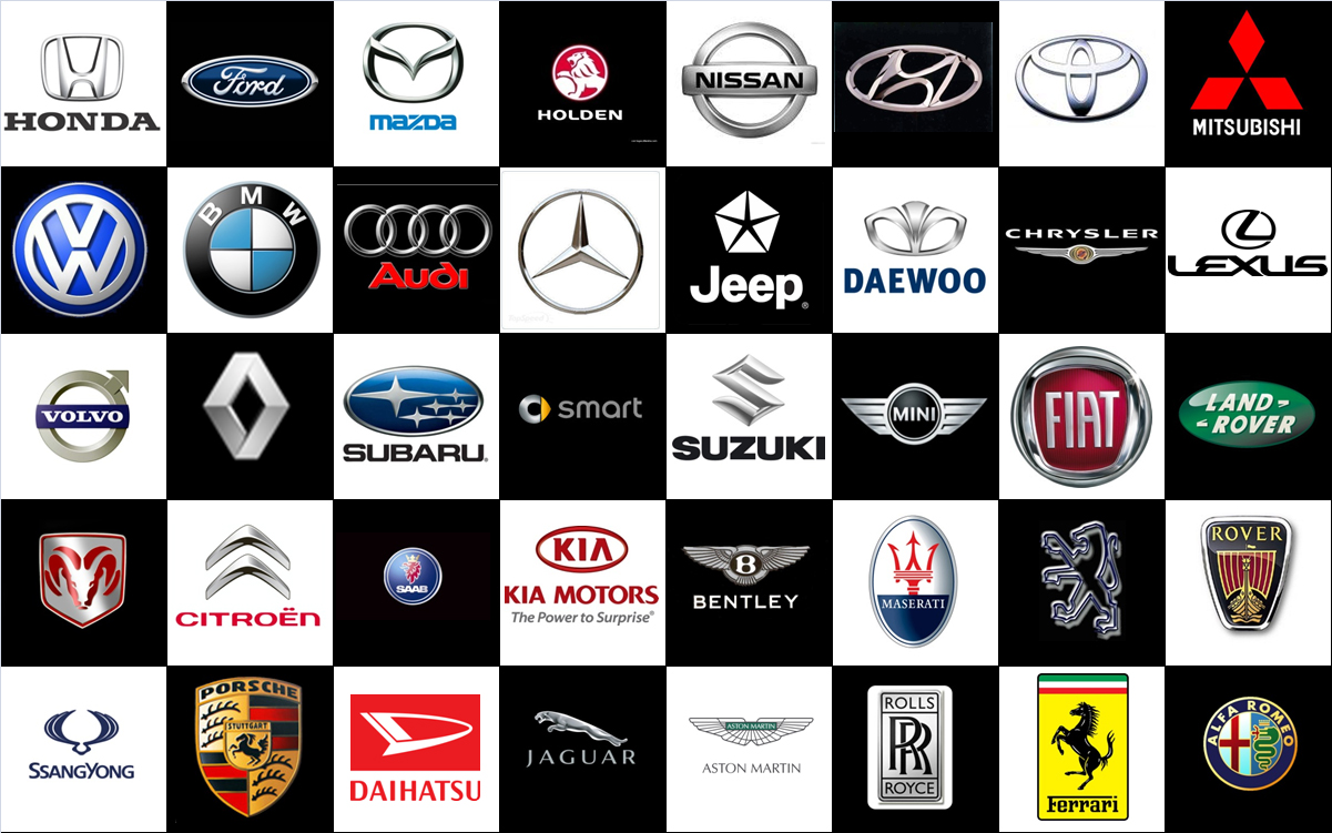 Cars logo 2014 Wallpaper