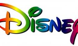 Disney logo 3D