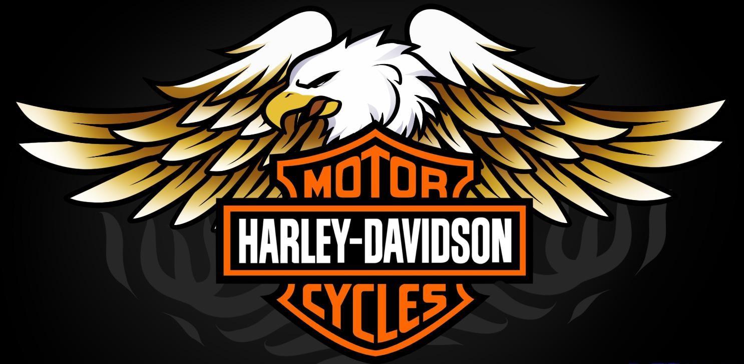 Harley symbol Wallpaper