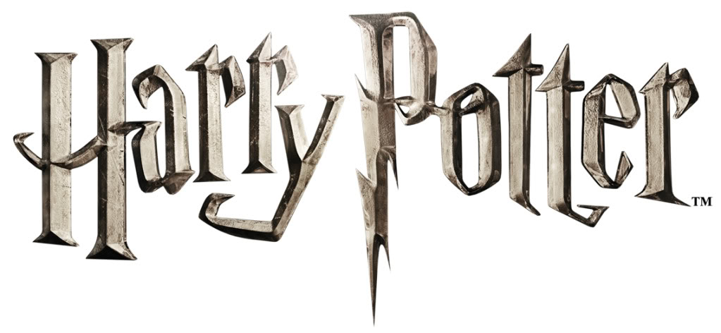 Harry potter logo Wallpaper