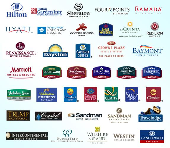 Hotel logos Wallpaper