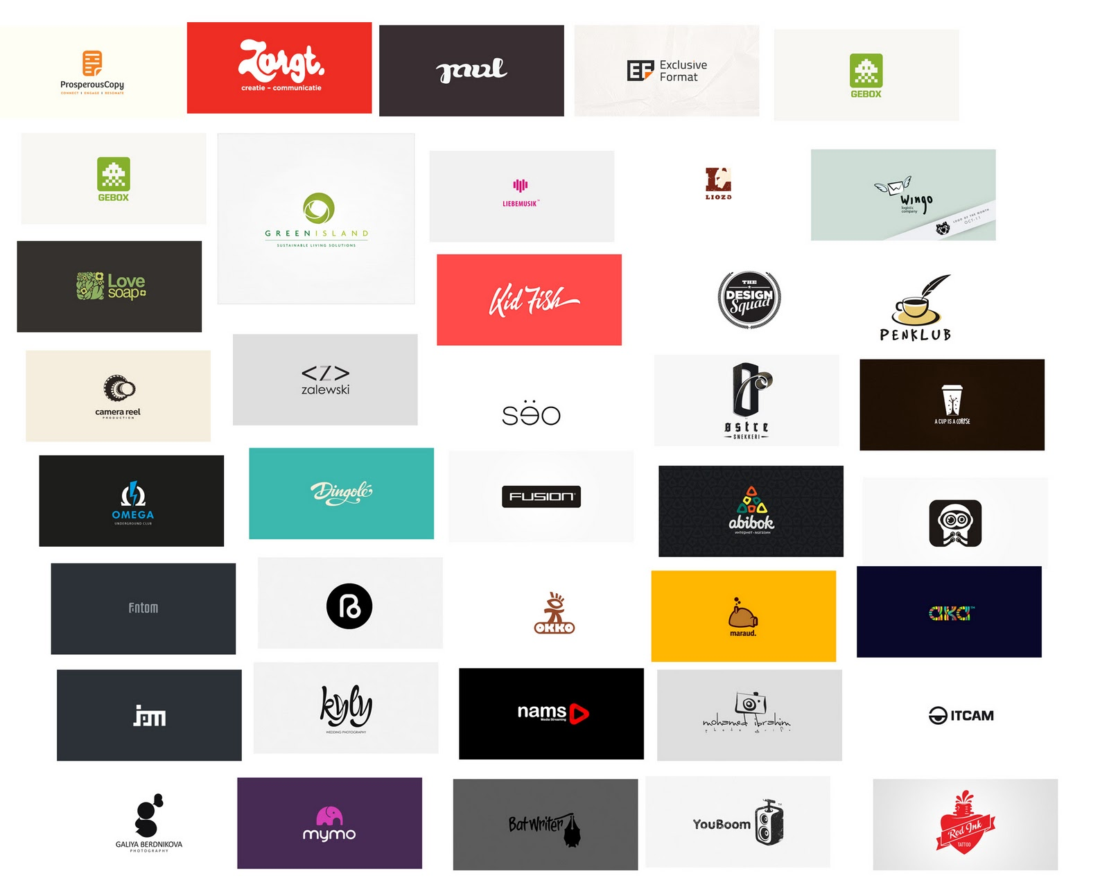Logo inspiration Wallpaper
