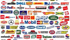 Logos for companies