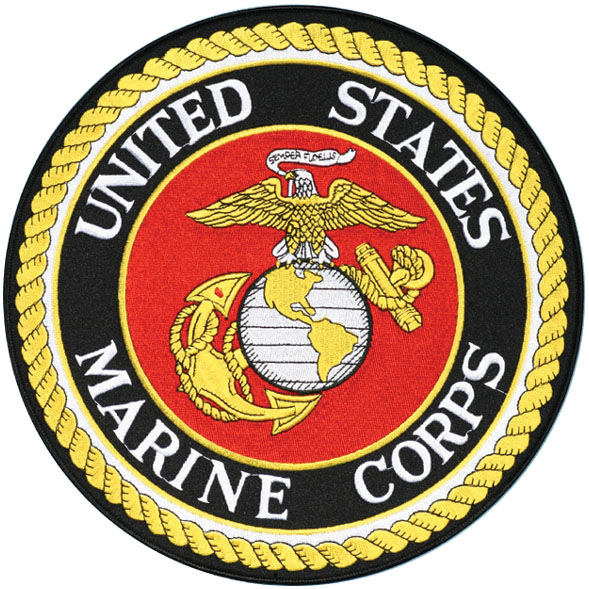 Marine logo Wallpaper