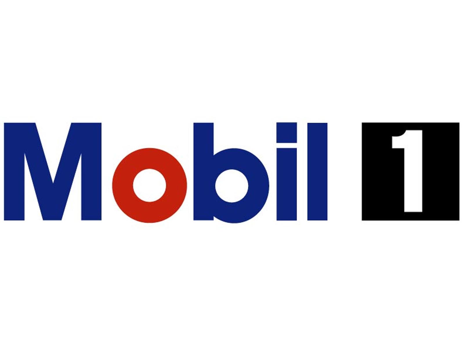 Mobil logo Wallpaper