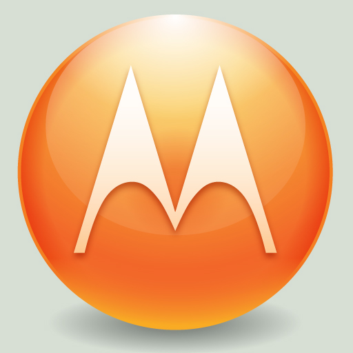 Motorola icon Wallpaper